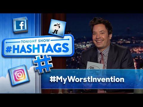 Hashtags: #MyWorstInvention
