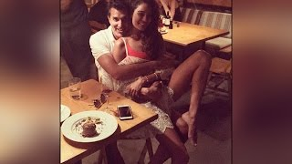 Lisa Haydon announces her wedding with adorable  photograph | Filmibeat