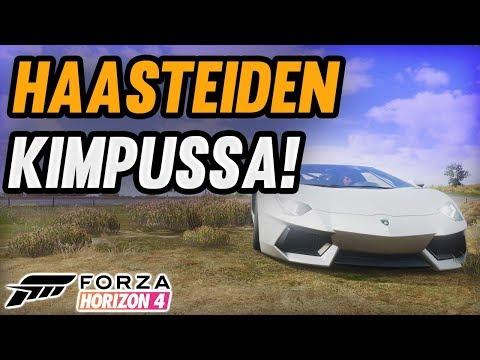 Forza Horizon 4 | Haasteiden Kimpussa #FH4 thumbnail