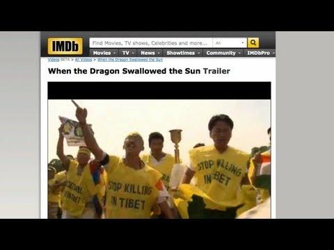 China Mysteriously Unblocks IMDB Movie Website