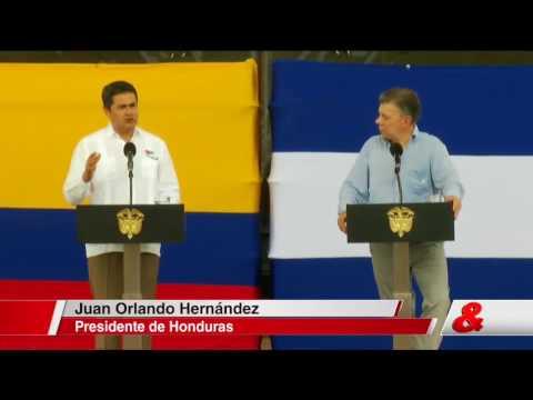 Colombia Construye Buque Para Fuerza Naval De Honduras