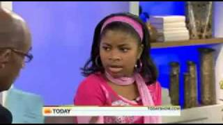 Girl's Funny Reaction After Being Told She Had Won An Award