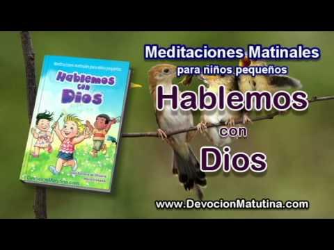 26 de enero - Meditaciones Matinales para niños Pequeños -- El precio de la mentira