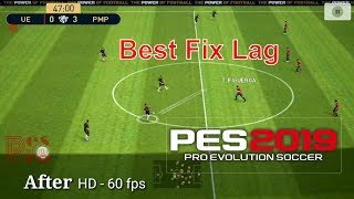 This file will fix lag in pes 2019 mobile