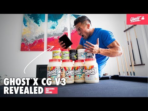 GHOST x CG V3 Revealed - Building The Brand | S4:E20