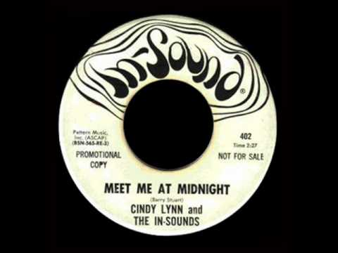 Cindy Lynn And The In-Sounds - Meet Me At Midnight