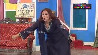 Best of Tahir Anjum and Abida Baig || New Pakistani Stage Drama || Full Comedy Clip 2018