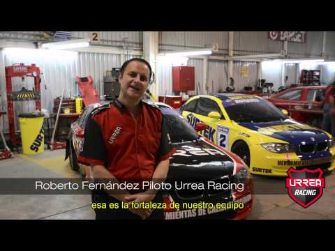 Urrea y Surtek Racing Super Turismo URREA México