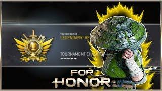 For Honor - First Ranked Tournament W/ARAMUSHA!