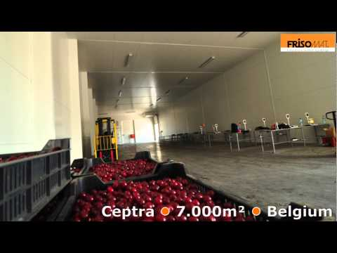 23 Frisomat Agricultural Hangars explained in just 71 seconds