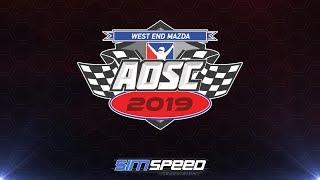 West End Mazda Australian Online Supercar Championship | Round 2 | Watkins Glen