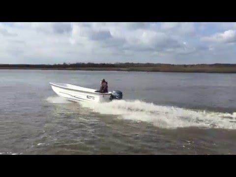 New Carolina Skiff 1765 Dlx Kit W Yamaha F25 Tiller For