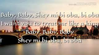 "Fireboy DML- ""King"" (Lyrics)"
