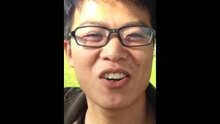 Chinese Guy singing Indian song