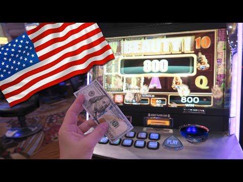 США - Играю на 100$ В Лас Вегасе