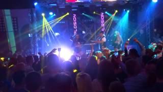 CLAYDEE - Sexy Papi w Explosion Club Warszawa