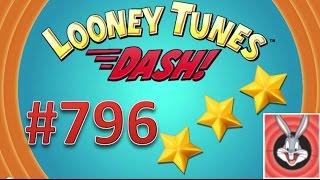 Looney Tunes Dash! level 796 - 3 stars - looney card.