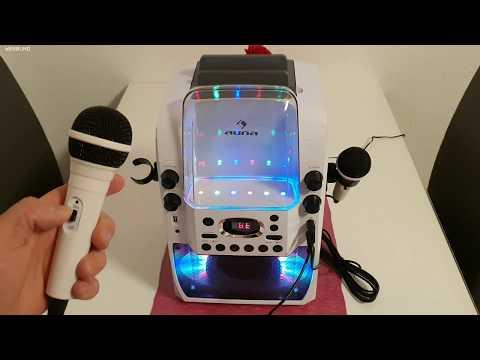 AUNA Kara Liquida BT - Karaoke-Anlage Im Test✅