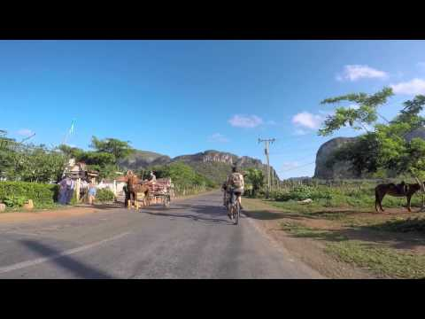 Bicycling in Vinales Valley, Cub (Bicicleta Valle de Viñales)