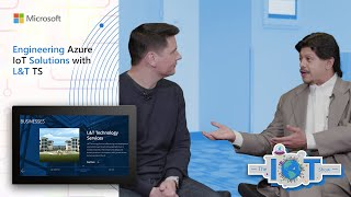Engineering Azure IoT Solutions with L&T TS