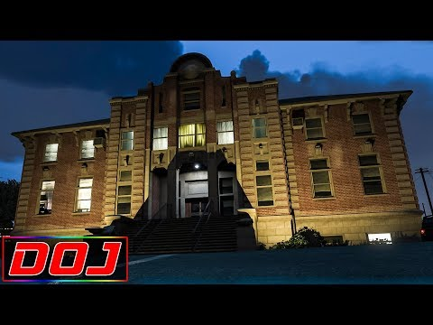 GTA 5 Roleplay - DOJ #49 - Ghost Hunting At The Morgue