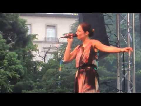 Fêtes de Genève 31 Juillet 2014 - Natasha Saint-Pier - Reprise de One of Us de Joan Osborne. mp3