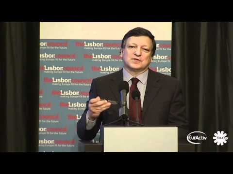 Barroso: Europe 2020 strategy means EU can not duck tough decisions