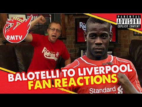Liverpool Fans React To Balotelli Signing | LFC Transfer Update Special