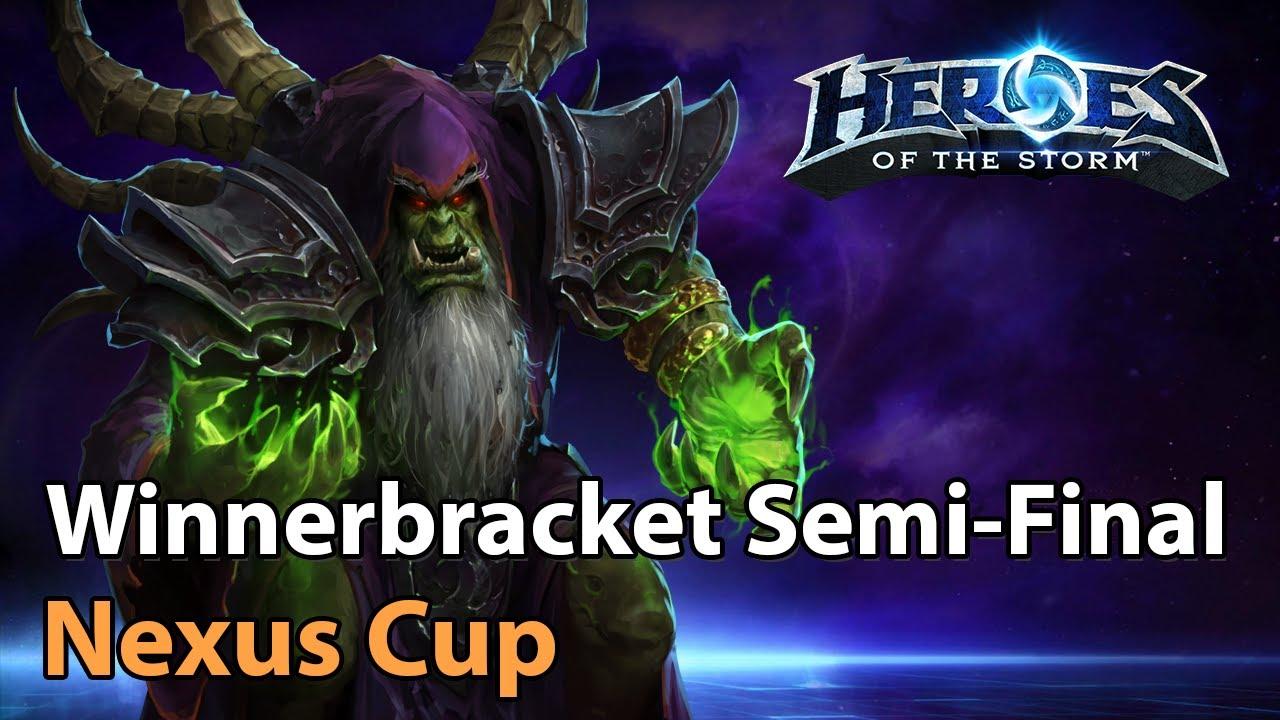 ► Nexus Cup - Winner Bracket Semifinal - HotS Tournament