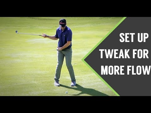 ADDRESS POSITION IN GOLF: TRANSFORM YOUR GOLF SWING BY TWEAKING YOUR FEET