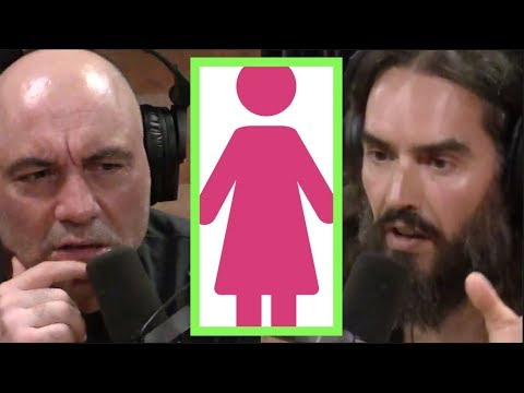Russell Brand - Some Aspects of Gender Are a Construct  Joe Rogan