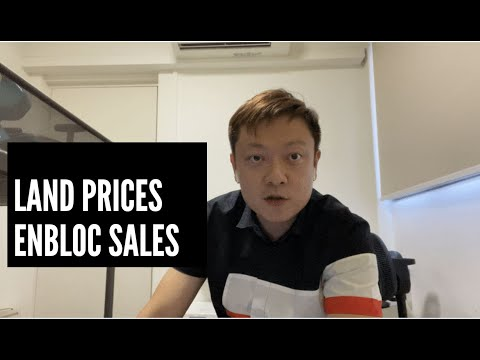 Land Prices in Singapore and Collective Sales (enbloc) - Circuit Breaker day 15