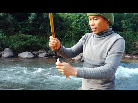 Team CÂU CÁ SUỐI • Tập 6 | Bắt Cá Suối Mùa Đông
