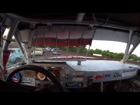 Elana 7/6/18 Feature Rapid Speedway