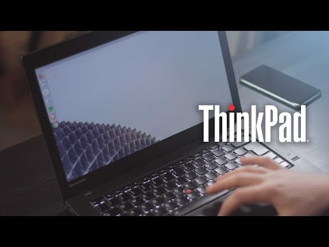 Why The Perfect CHEAP Laptop Is A Used ThinkPad.
