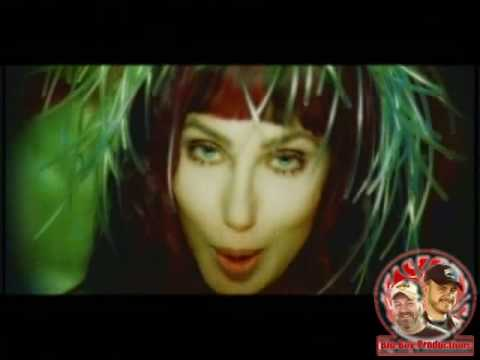 La Roux vs Cher - Bulletproof Belief (HQ re-mixed) - BBP Mashup Mix
