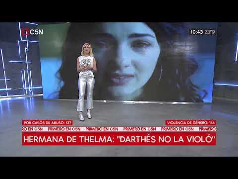 Habla Burlando tras las declaraciones de la hermana de Thelma Fardin - Por Roberto Funes