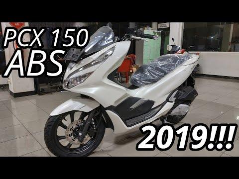 Review Honda PCX 150 ABS Putih/white 2019