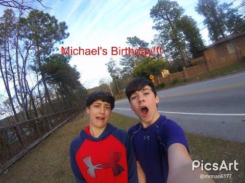 MICHAEL'S BIRTHDAY!!!!! ADVENTURES IN COLUMBIA!!!!