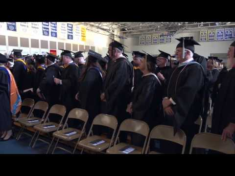 Aiken Technical College 2015 Commencment - 3 PM Ceremony (HD)