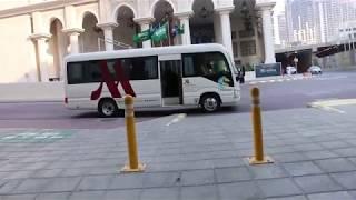 Jabal Omar Makkah Marriott Hotel - Distance to Haram