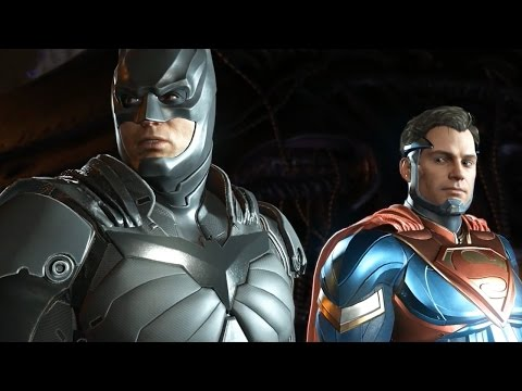 Injustice 2 The Movie (All Cutscenes) 1080p 60fps