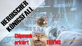 CHIPMUNK LIGHTNING erklärt Totemphase im Hard Raid - FRUUUUUUUUUUUUUST | Deutsch | HD