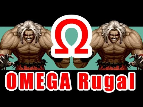 オメガ・ルガール(OMEGA Rugal) - THE KING OF FIGHTERS '95 for PlayStation on PS3