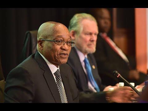 President Jacob Zuma convenes BEE Advisory Council workshop on Economic Transformation
