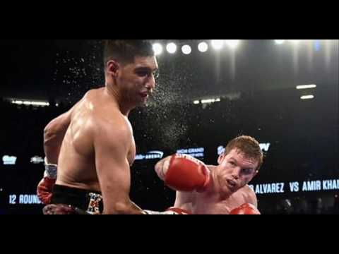 Saul Alvarez vs Amir Khan: UK Radio Broadcast