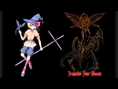 南西 9.5 - DFM - Hitori's Theme - Crow's Power Transition ~ Emotional Scarecrow