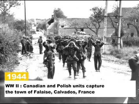 This day in History - August 21