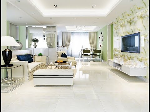 Floor Tiles Design For Living Room 2019
