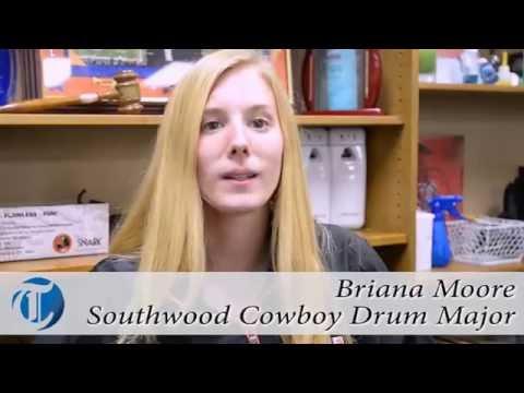 Southwood High School Marching Band Documentary (Shreveport Times)